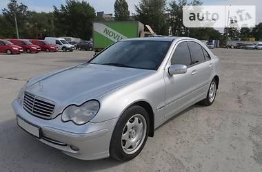 Mercedes-Benz C-Class 2003