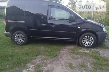 Volkswagen Caddy пасс. 2004