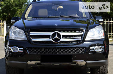 Mercedes-Benz GL 450 4.7 2008