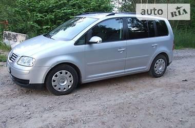 Volkswagen Touran 2.0 TDI 2005