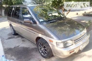 Nissan Prairie M11 1994