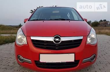 Opel Agila 2011