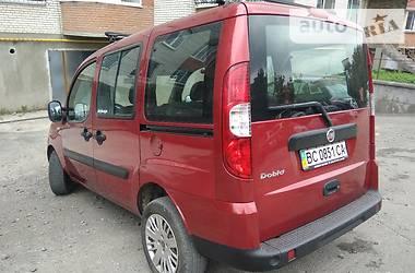 Fiat Doblo пасс. Panorama 2009