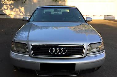 Audi A8 Quattro 2002