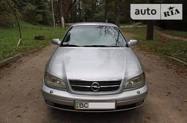 Opel Omega 2001