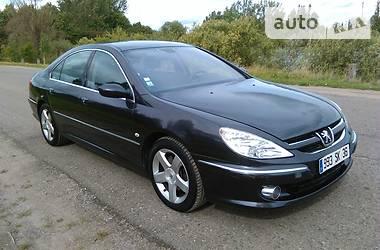 Peugeot 607 2.7 HDi 2007