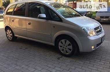 Opel Meriva 1.6i 2005
