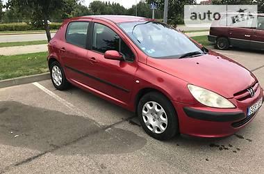 Peugeot 307 1.6i 2002
