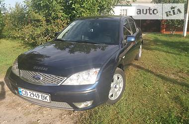 Ford Mondeo Мk 3 2006