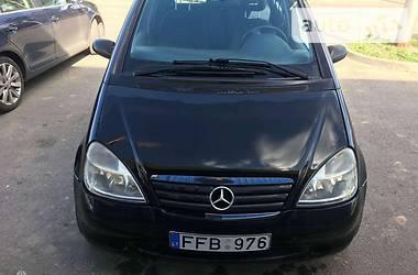 Mercedes-Benz A 170  2001