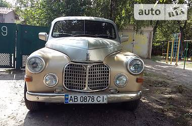 ГАЗ М 20 1954