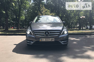 Mercedes-Benz B 180 B 180 CDI 2012