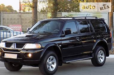 Mitsubishi Pajero Sport FULL Turbo Diesel 2008