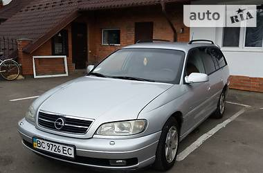 Opel Omega edition design 2002