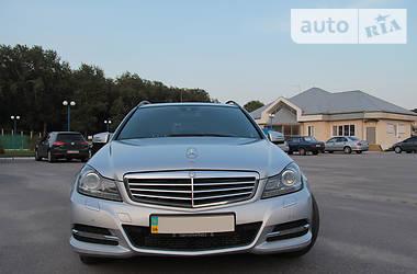 Mercedes-Benz C-Class Individual 2013