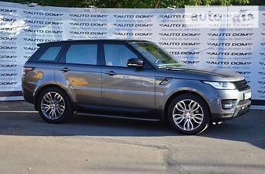 Land Rover Range Rover Sport 3.0 299hp 2014