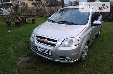 Chevrolet Aveo LT 1.6 2007
