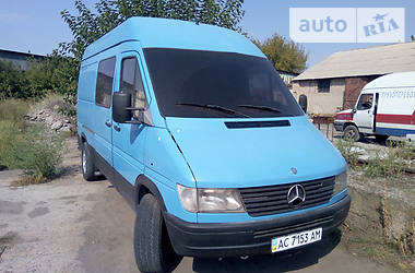 Mercedes-Benz Sprinter 208 груз. 1995