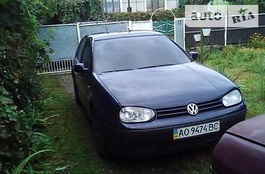 Volkswagen Golf IV + 2002