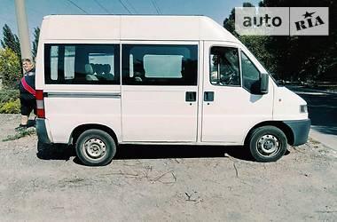 Peugeot Boxer пасс. 1999