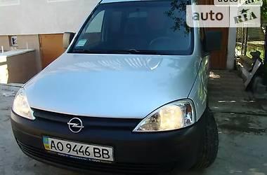 Opel Combo пасс. 2008