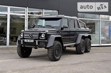 Mercedes-Benz G 63 AMG 6X6 EXCLUSIVE 2018