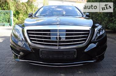 Mercedes-Benz S 500 AMG 4 Matic Long Panorama 2015