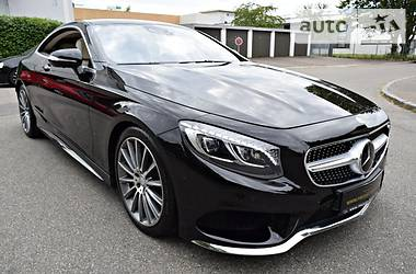 Mercedes-Benz S 500 AMG 4 Matic Coupe Designo 2014
