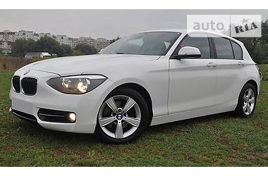 BMW 120 Sport Line F20 2012