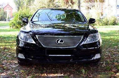 Lexus LS 460 L 2007