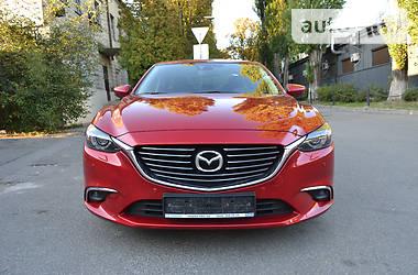 Mazda 6 2.2 D AT Style+ 2016