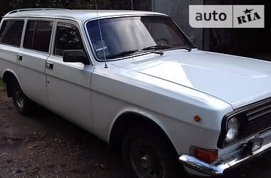 ГАЗ 2412 1989