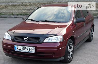 Opel Astra G 1.6 Twin Top 2009