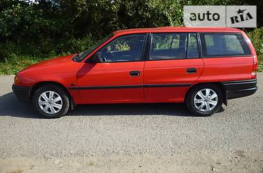 Opel Astra F 1.7D 1994