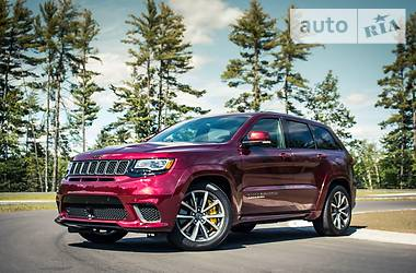 Jeep Grand Cherokee 6.2 TRACKHAWK 2017