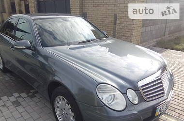 Mercedes-Benz E-Class 2008