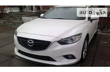 Mazda 6 Premium 2014