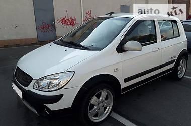 Hyundai Getz CROSS 2008