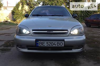Daewoo Lanos SE 2007