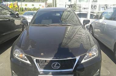 Lexus IS 250 F sport 2012