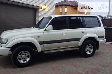 Toyota Land Cruiser 80 1997