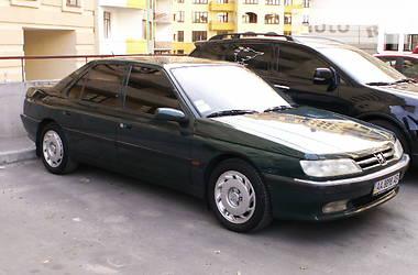 Peugeot 605 SV 24 1998