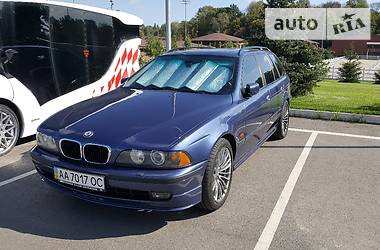 BMW 540 B10. Alpina 1999