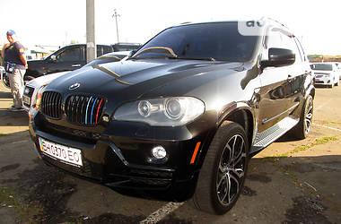 BMW X5 panorama 2007