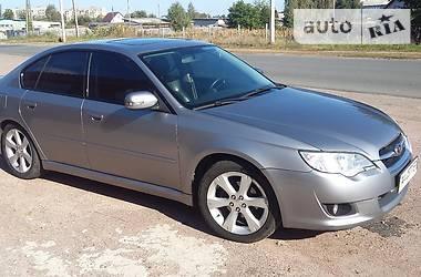 Subaru Legacy 2.0 R 2007