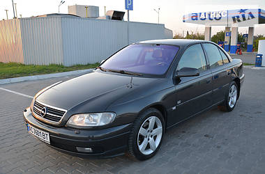 Opel Omega Design Edition 2001