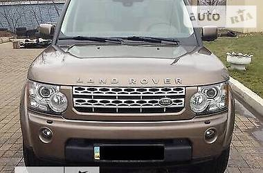 Land Rover Discovery HSE 2013
