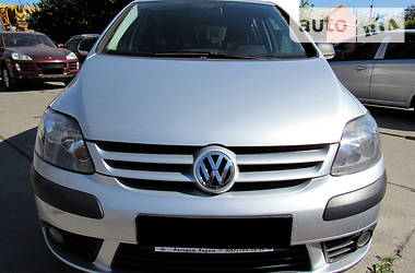 Volkswagen Golf Plus TDI 2008