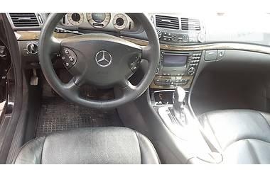 Mercedes-Benz E-Class 220 cbi avangarde 2005