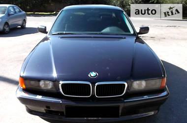 BMW 730 3.0 ГАЗ 1995